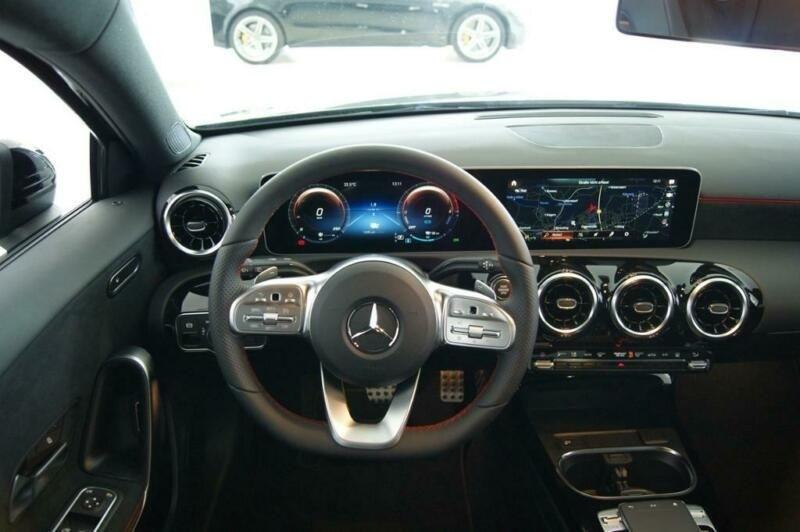 Mercedes Classe A (W177) 250 E 160+102CH AMG LINE 8G-DCT Gris occasion à Villenave-d'Ornon - photo n°6