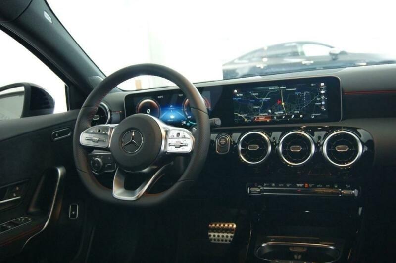 Mercedes Classe A (W177) 250 E 160+102CH AMG LINE 8G-DCT Gris occasion à Villenave-d'Ornon - photo n°8