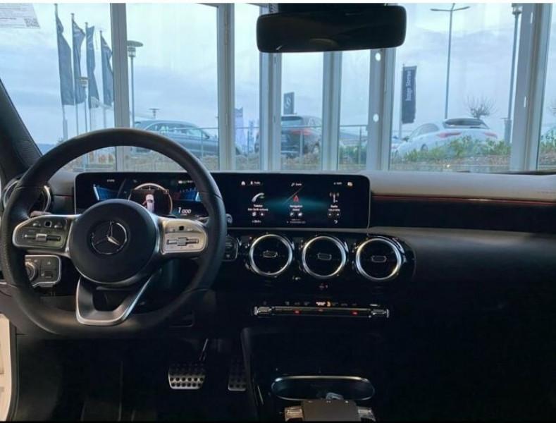 Mercedes Classe A (W177) 35 AMG 306CH 4MATIC 7G-DCT SPEEDSHIFT AMG Blanc occasion à Villenave-d'Ornon - photo n°8