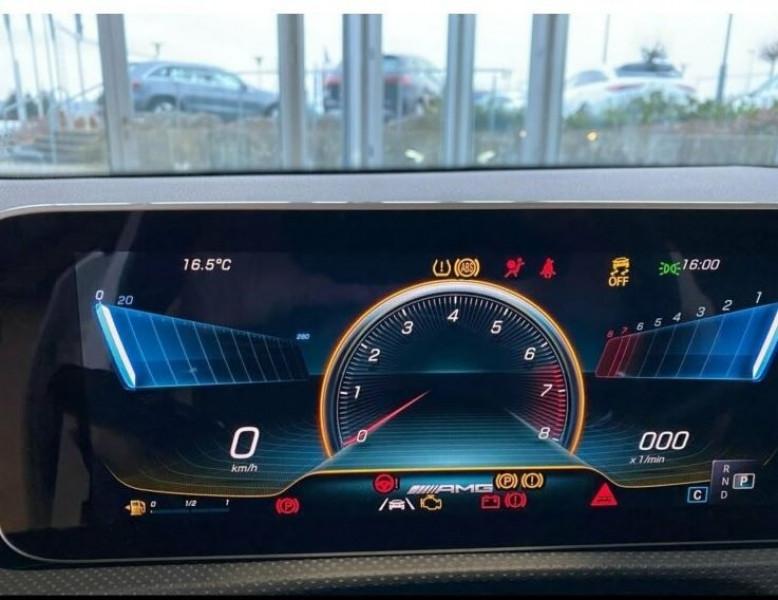 Mercedes Classe A (W177) 35 AMG 306CH 4MATIC 7G-DCT SPEEDSHIFT AMG Blanc occasion à Villenave-d'Ornon - photo n°5