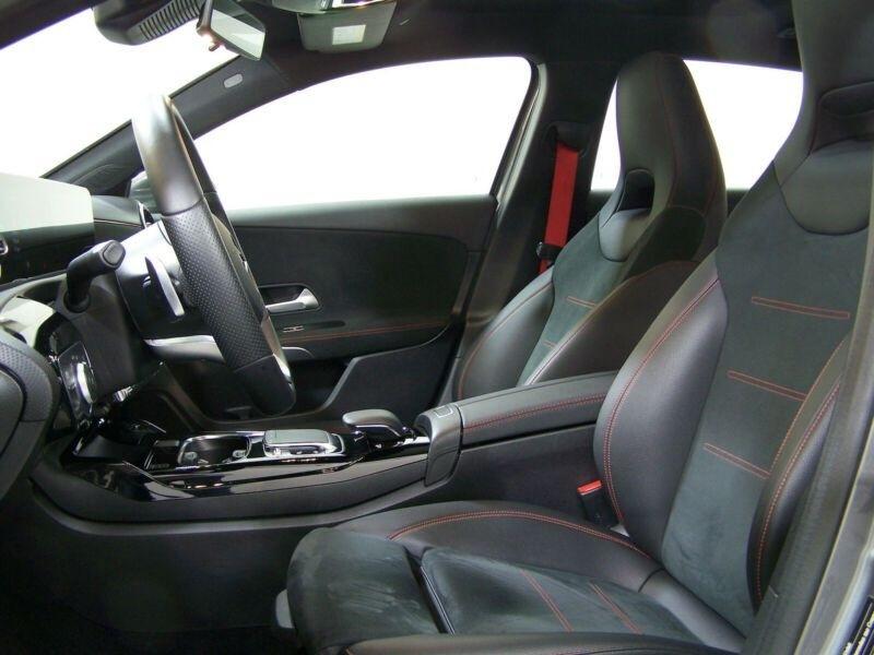 Mercedes Classe A (W177) 35 AMG 306CH 4MATIC 7G-DCT SPEEDSHIFT AMG Gris occasion à Villenave-d'Ornon - photo n°5