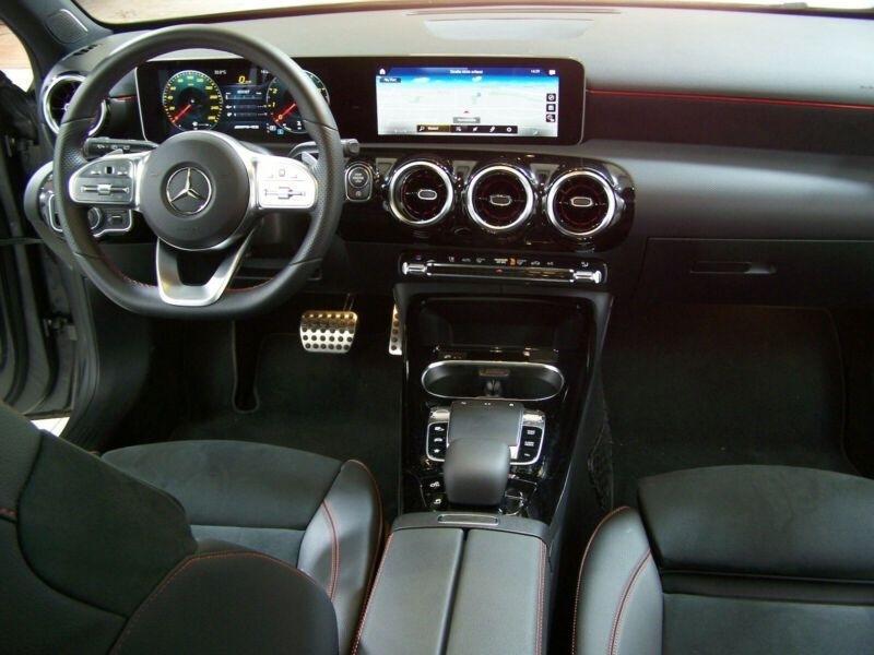 Mercedes Classe A (W177) 35 AMG 306CH 4MATIC 7G-DCT SPEEDSHIFT AMG Gris occasion à Villenave-d'Ornon - photo n°8