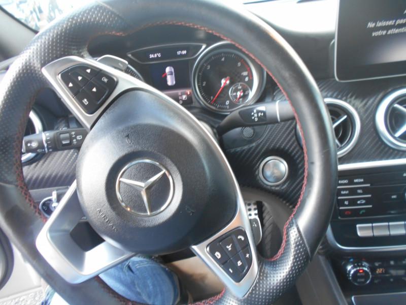 Mercedes Classe A 160 d 7G-DCT Fascination Gris occasion à Bessières - photo n°9