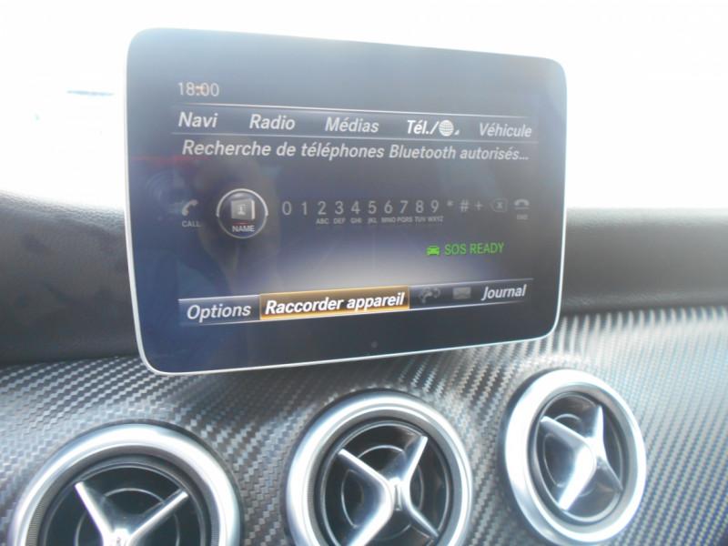 Mercedes Classe A 160 d 7G-DCT Fascination Gris occasion à Bessières - photo n°4