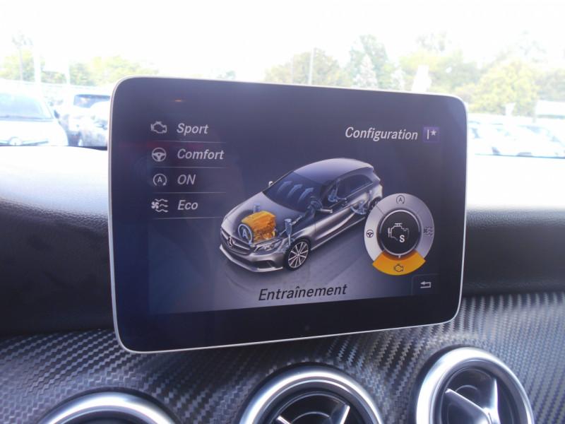 Mercedes Classe A 160 d 7G-DCT Fascination Gris occasion à Bessières - photo n°5