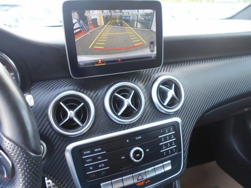 Mercedes Classe A 160 d 7G-DCT Fascination Gris occasion à Bessières - photo n°6