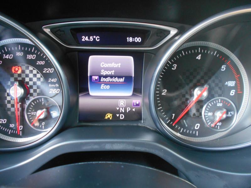 Mercedes Classe A 160 d 7G-DCT Fascination Gris occasion à Bessières - photo n°3