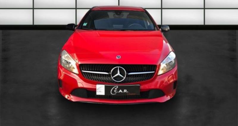 Mercedes Classe A 160 d Inspiration Rouge occasion à La Rochelle - photo n°2