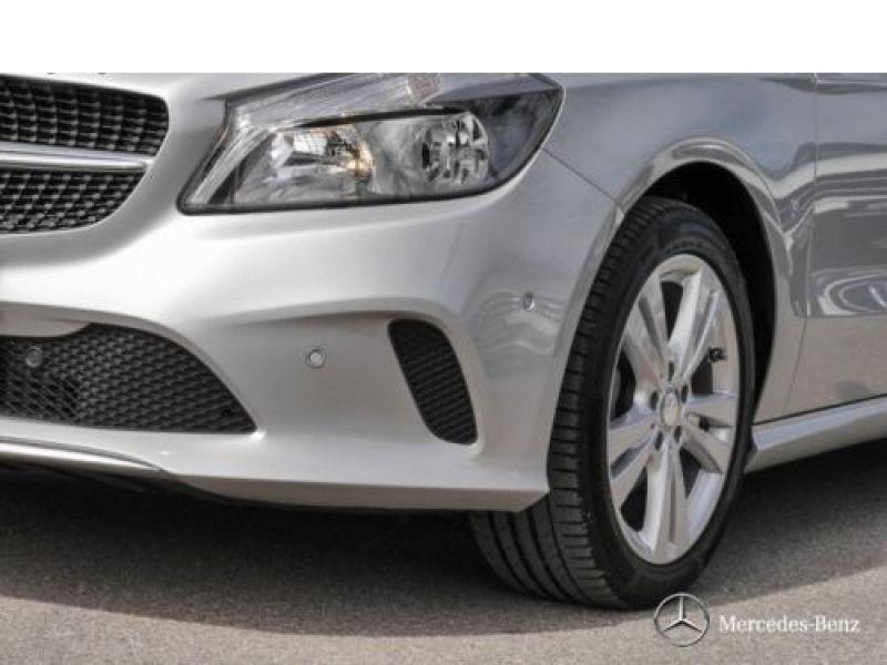 Mercedes Classe A 160 D Argent occasion à Beaupuy - photo n°9
