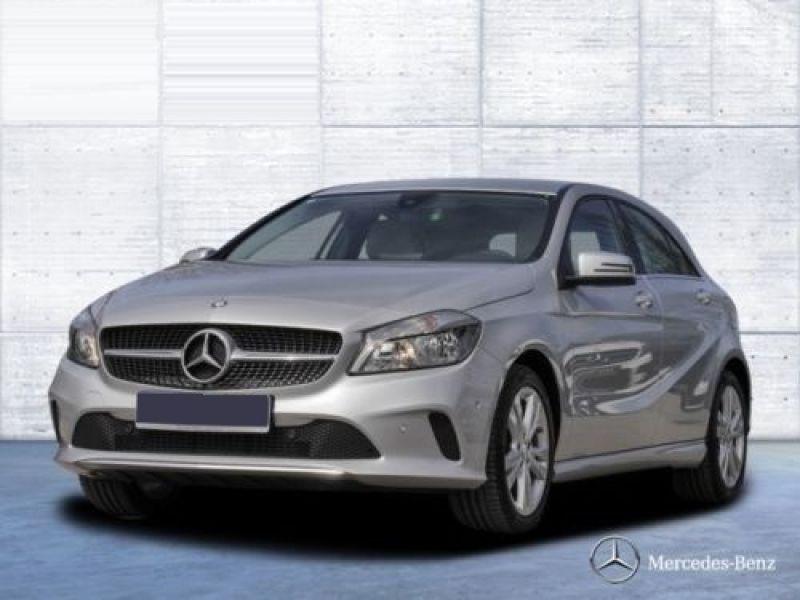 Mercedes Classe A 160 D Argent occasion à Beaupuy