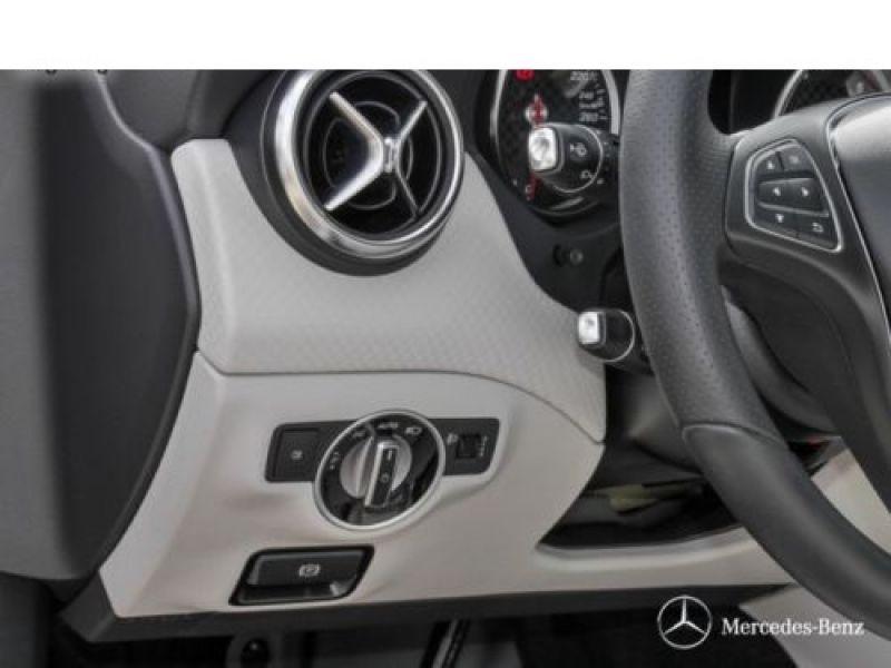 Mercedes Classe A 160 D Argent occasion à Beaupuy - photo n°8