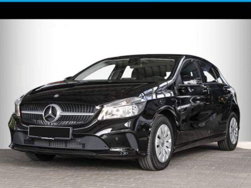 Mercedes Classe A 160 Noir occasion à Beaupuy