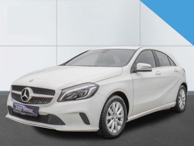 Mercedes Classe A 160 Blanc occasion à Beaupuy