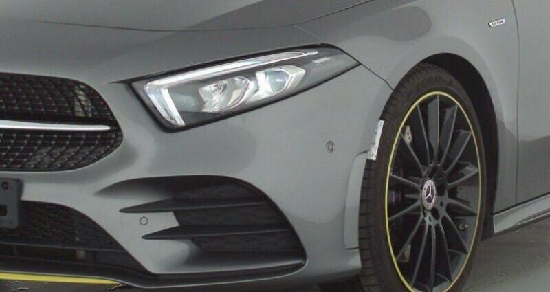 Mercedes Classe A 250 AMG Edition 1 Gris occasion à Boulogne-Billancourt - photo n°3