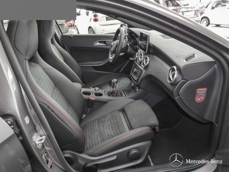 Mercedes Classe A 250 AMG Gris occasion à Beaupuy - photo n°2