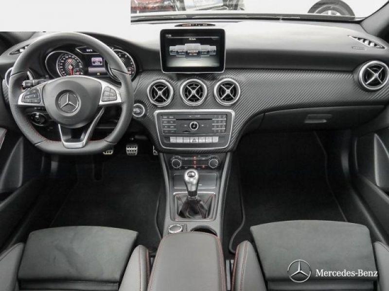 Mercedes Classe A 250 AMG Gris occasion à Beaupuy - photo n°4