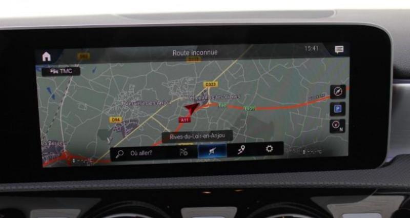 Mercedes Classe A 250 e 160+102ch AMG Line 8G-DCT 8cv Noir occasion à Angers Villeveque - photo n°4