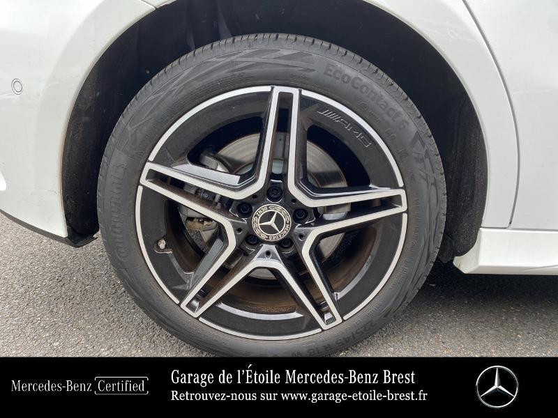 Mercedes Classe A 250 e 160+102ch AMG Line 8G-DCT 8cv Blanc occasion à BREST - photo n°16