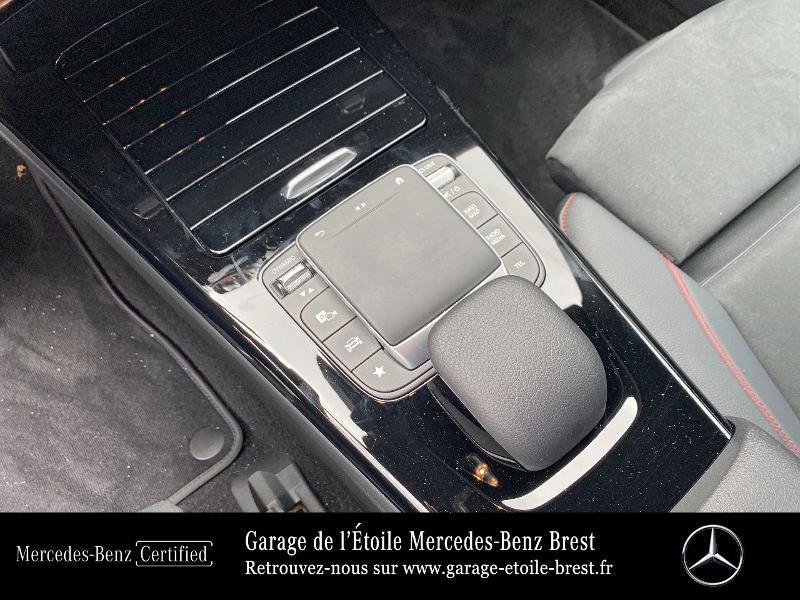 Mercedes Classe A 250 e 160+102ch AMG Line 8G-DCT 8cv Blanc occasion à BREST - photo n°19