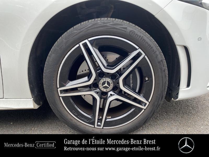 Mercedes Classe A 250 e 160+102ch AMG Line 8G-DCT 8cv Blanc occasion à BREST - photo n°15