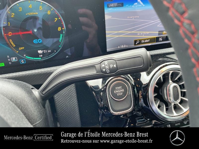 Mercedes Classe A 250 e 160+102ch AMG Line 8G-DCT 8cv Blanc occasion à BREST - photo n°10