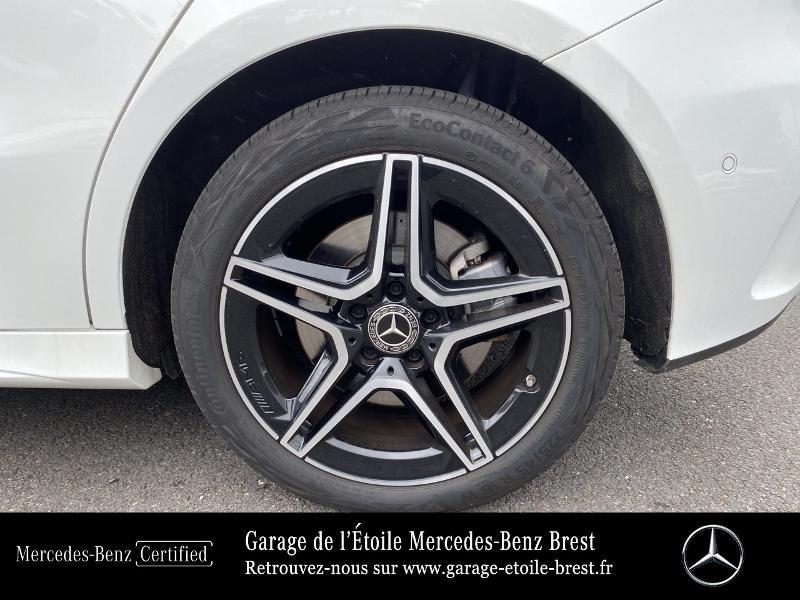 Mercedes Classe A 250 e 160+102ch AMG Line 8G-DCT 8cv Blanc occasion à BREST - photo n°13