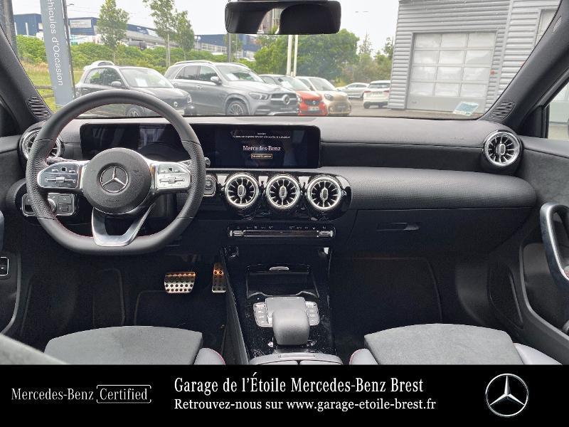 Mercedes Classe A 250 e 160+102ch AMG Line 8G-DCT 8cv Blanc occasion à BREST - photo n°6