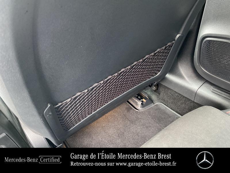 Mercedes Classe A 250 e 160+102ch AMG Line 8G-DCT 8cv Blanc occasion à BREST - photo n°18