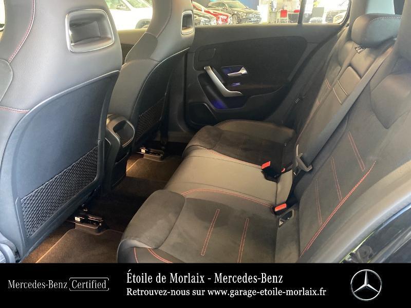 Mercedes Classe A 250 e 160+102ch AMG Line 8G-DCT 8cv Noir occasion à Saint Martin des Champs - photo n°11