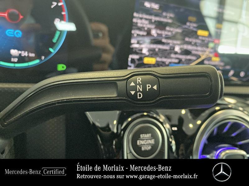Mercedes Classe A 250 e 160+102ch AMG Line 8G-DCT 8cv Noir occasion à Saint Martin des Champs - photo n°10