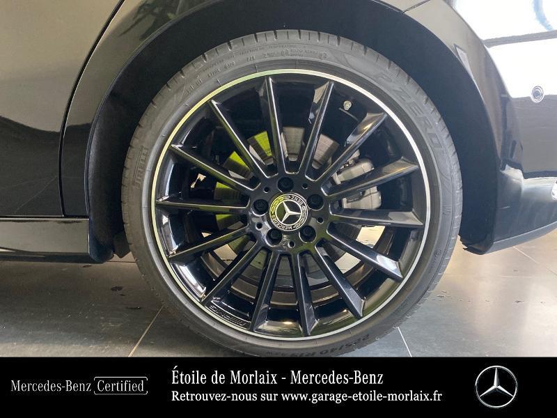Mercedes Classe A 250 e 160+102ch AMG Line 8G-DCT 8cv Noir occasion à Saint Martin des Champs - photo n°16
