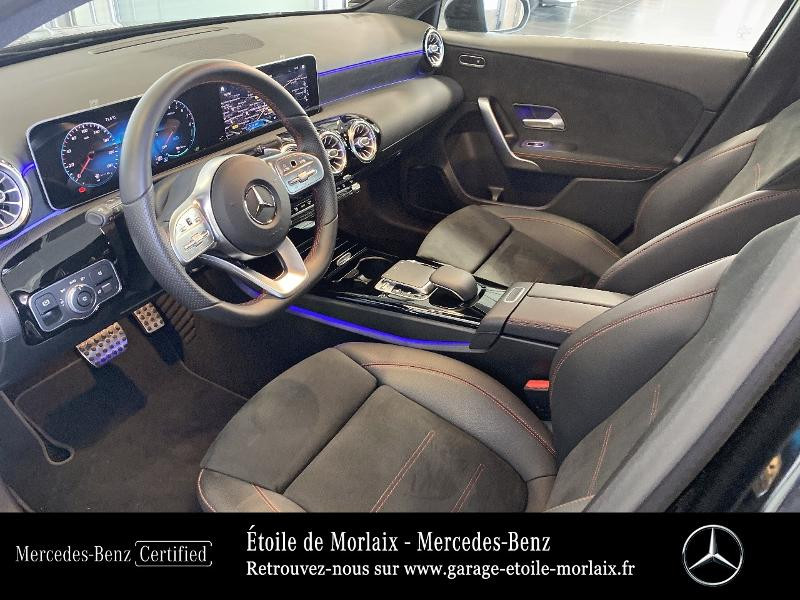Mercedes Classe A 250 e 160+102ch AMG Line 8G-DCT 8cv Noir occasion à Saint Martin des Champs - photo n°17