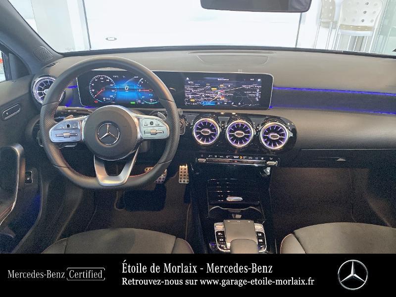 Mercedes Classe A 250 e 160+102ch AMG Line 8G-DCT 8cv Noir occasion à Saint Martin des Champs - photo n°6