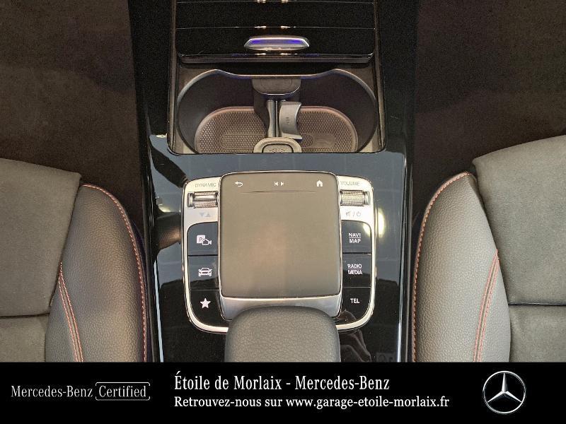 Mercedes Classe A 250 e 160+102ch AMG Line 8G-DCT 8cv Noir occasion à Saint Martin des Champs - photo n°20