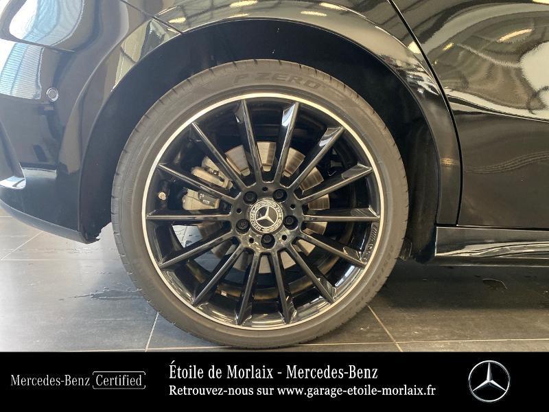 Mercedes Classe A 250 e 160+102ch AMG Line 8G-DCT 8cv Noir occasion à Saint Martin des Champs - photo n°14