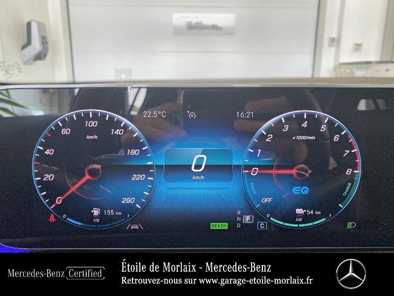 Mercedes Classe A 250 e 160+102ch AMG Line 8G-DCT 8cv Noir occasion à Saint Martin des Champs - photo n°9