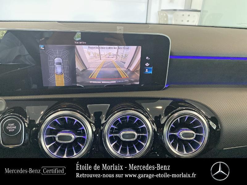 Mercedes Classe A 250 e 160+102ch AMG Line 8G-DCT 8cv Noir occasion à Saint Martin des Champs - photo n°19