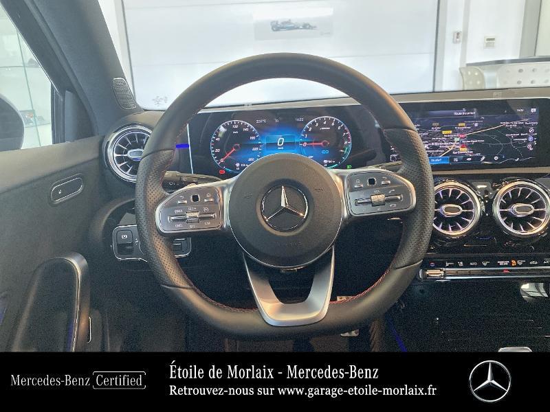 Mercedes Classe A 250 e 160+102ch AMG Line 8G-DCT 8cv Noir occasion à Saint Martin des Champs - photo n°7