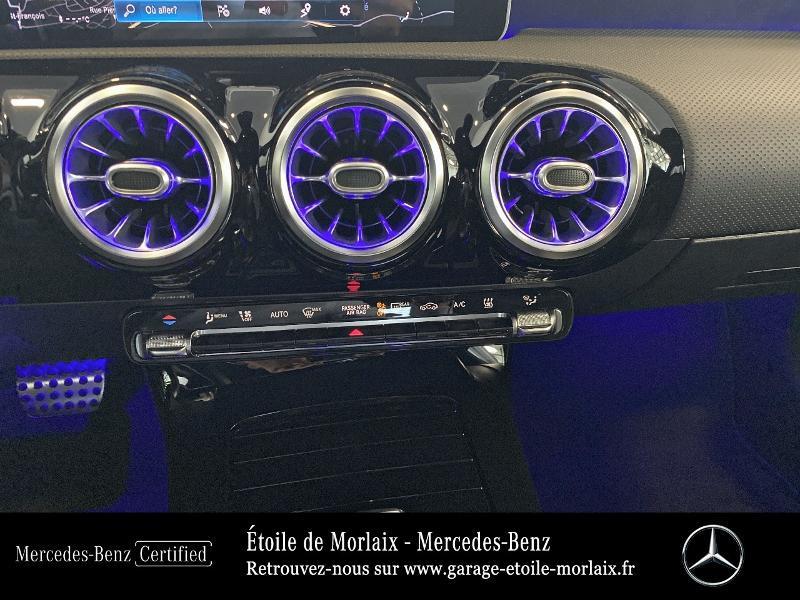 Mercedes Classe A 250 e 160+102ch AMG Line 8G-DCT 8cv Noir occasion à Saint Martin des Champs - photo n°18