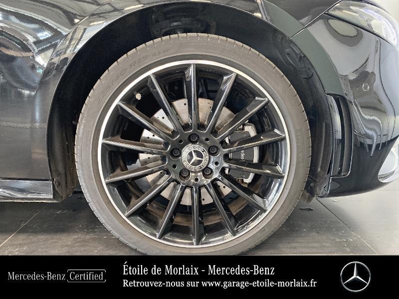 Mercedes Classe A 250 e 160+102ch AMG Line 8G-DCT 8cv Noir occasion à Saint Martin des Champs - photo n°13