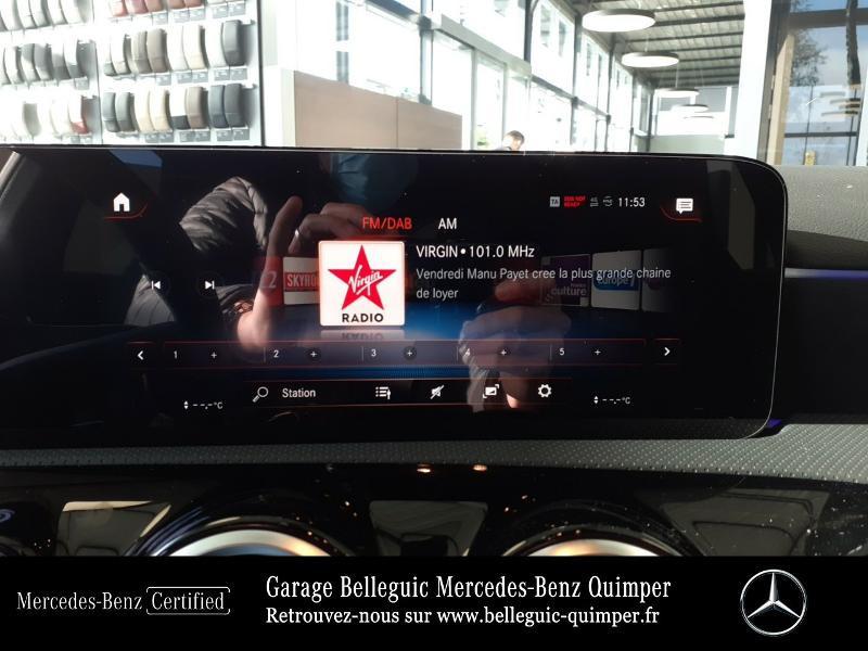 Mercedes Classe A 250 e 160+102ch AMG Line 8G-DCT Gris occasion à QUIMPER - photo n°8