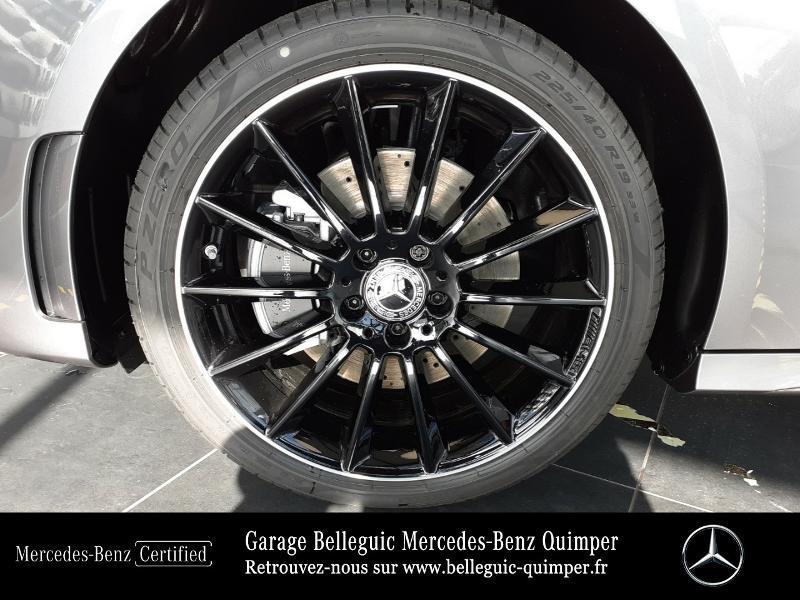 Mercedes Classe A 250 e 160+102ch AMG Line 8G-DCT Gris occasion à QUIMPER - photo n°13