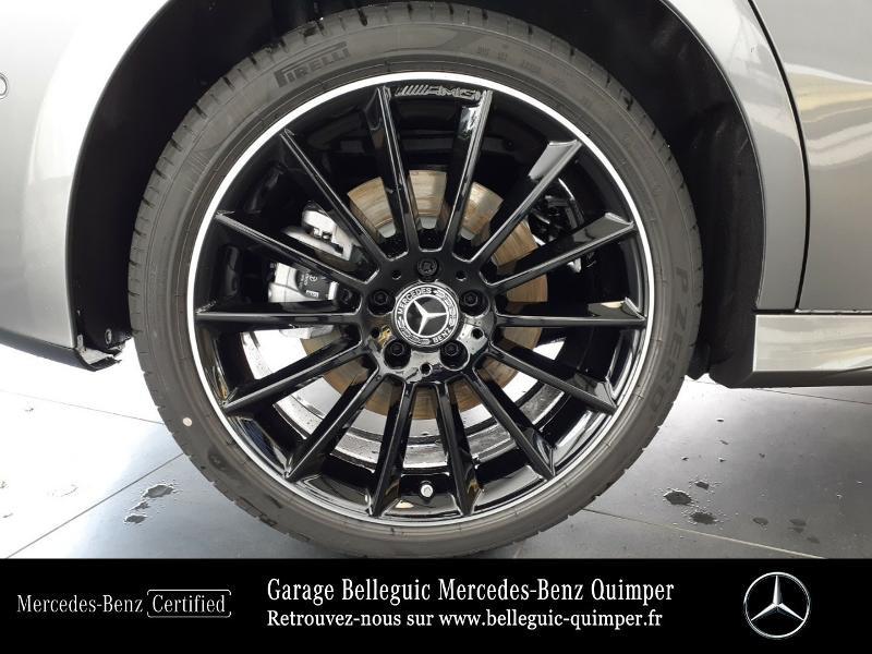 Mercedes Classe A 250 e 160+102ch AMG Line 8G-DCT Gris occasion à QUIMPER - photo n°15