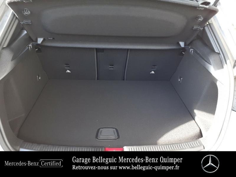 Mercedes Classe A 250 e 160+102ch AMG Line 8G-DCT Gris occasion à QUIMPER - photo n°12