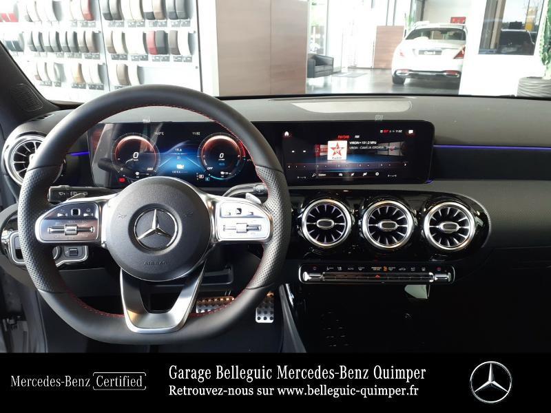 Mercedes Classe A 250 e 160+102ch AMG Line 8G-DCT Gris occasion à QUIMPER - photo n°6