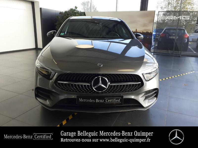 Mercedes Classe A 250 e 160+102ch AMG Line 8G-DCT Gris occasion à QUIMPER - photo n°5