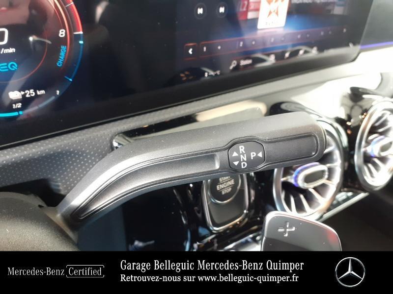 Mercedes Classe A 250 e 160+102ch AMG Line 8G-DCT Gris occasion à QUIMPER - photo n°10