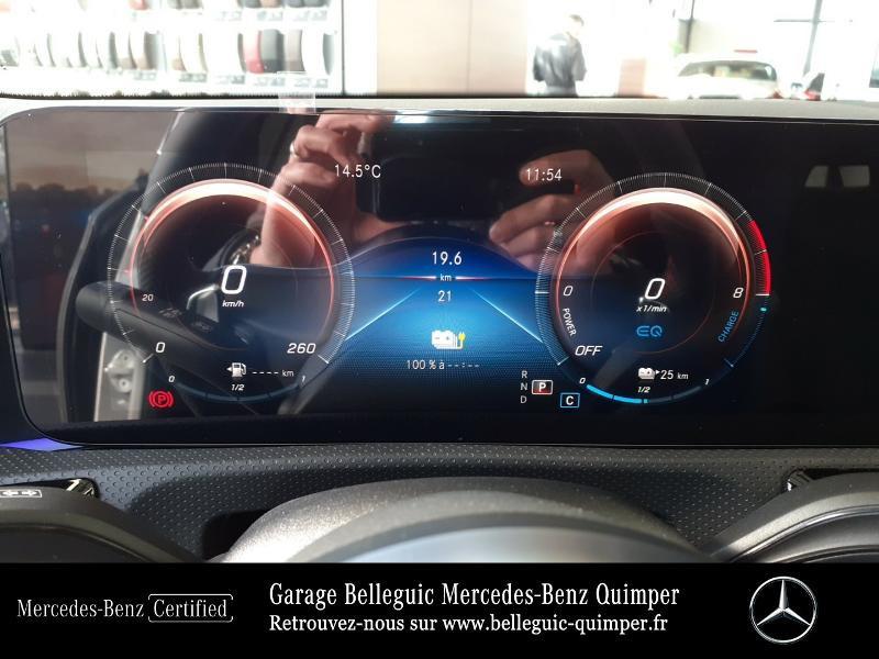 Mercedes Classe A 250 e 160+102ch AMG Line 8G-DCT Gris occasion à QUIMPER - photo n°9
