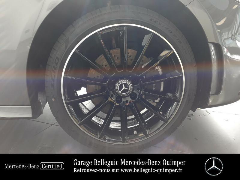Mercedes Classe A 250 e 160+102ch AMG Line 8G-DCT Gris occasion à QUIMPER - photo n°16