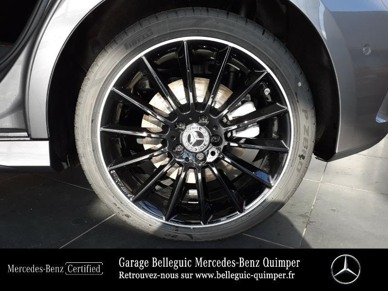 Mercedes Classe A 250 e 160+102ch AMG Line 8G-DCT Gris occasion à QUIMPER - photo n°14